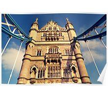 Tower Bridge, London, England, UK Poster
