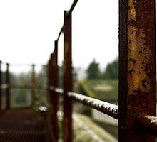Abandoned Wharehouse, Redhill by RuariFieldPics