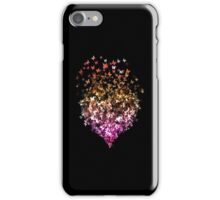 Butterfly Love Heart iPhone iPod Case iPhone Case/Skin