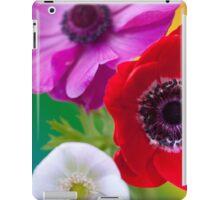 Anemones! iPad Case/Skin