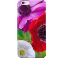 Anemone! iPhone Case/Skin