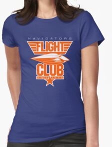 Flight Club (New York Home) Womens Fitted T-Shirt