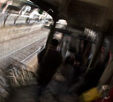 The Commute… by John Taylor