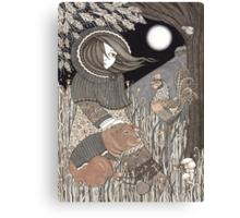 Whuppity Stoorie Canvas Print