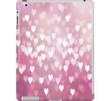 Pink Hearts iPad Case iPad Case/Skin