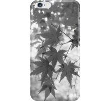 Peaceful Leaves iPhone Case/Skin