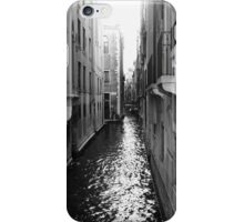 Streets of Venice iPhone Case/Skin