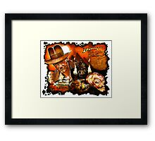 Indiana Jones: Fortune and Glory Framed Print