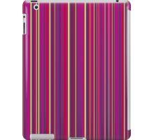 Multicolor Stripe Pattern iPad Case iPad Case/Skin