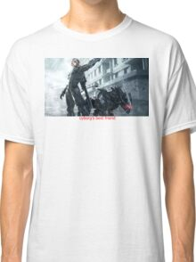 cyborg's best friend Classic T-Shirt
