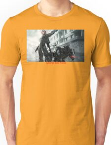 cyborg's best friend Unisex T-Shirt
