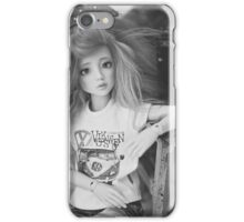 Like in old times iPhone Case/Skin