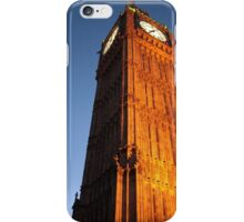 London Time iPhone Case/Skin