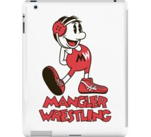 Mangler Willie iPad Case/Skin