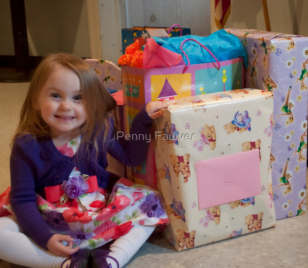 Happy Birthday Lil one by Penny Rinker