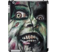 """I will feast on your soul!"" iPad Case/Skin"