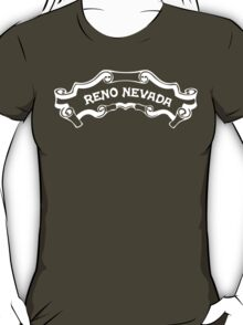 Reno Nevada (familiar logo) T-Shirt