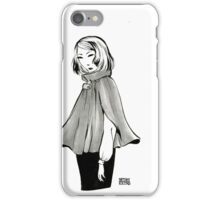 Brush Woman iPhone Case/Skin