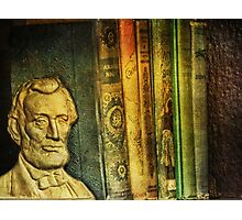 Literary Arts Photographic Print