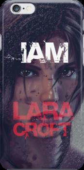 Lara Croft by KanaHyde