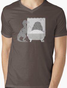Meteor Shower Mens V-Neck T-Shirt