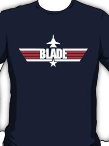 Custom Top Gun Style - Blade T-Shirt