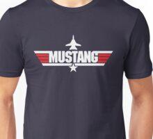 Custom Top Gun Style - Mustang Unisex T-Shirt