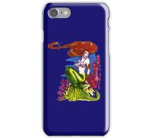Sexy Mermaid Tattoo iPhone iPod Case iPhone Case/Skin