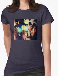 Barbie, Womens Fitted T-Shirt