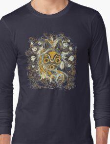 Impressionist Mononoke Long Sleeve T-Shirt