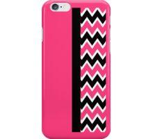 Hot Pink Chevron iPhone iPod Case iPhone Case/Skin