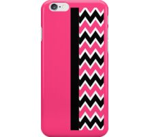 Hot Pink Chevron iPhone iPod Case iPhone Case/Skin