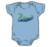 Nessie One Piece - Short Sleeve