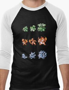 Starter Pokemon evolutions T-Shirt