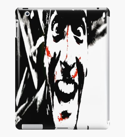 The Madness Of The Evil Dead iPad Case/Skin