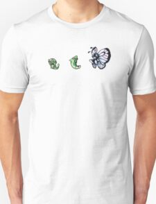 Caterpie evolutions T-Shirt