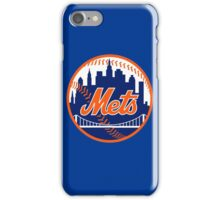 Mets iPhone Case/Skin