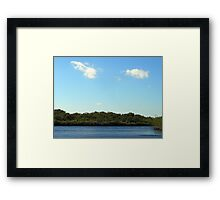 Peaceful St. John's River Framed Print