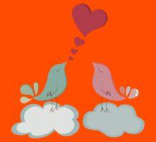 Love bird couple  Kids Clothes