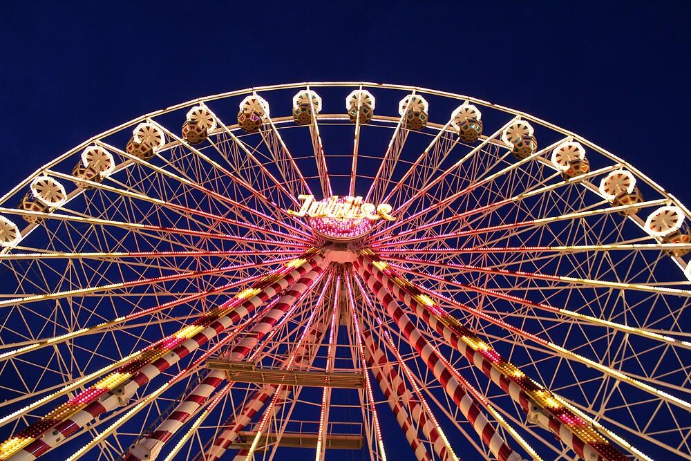 Wheel by FloorPies