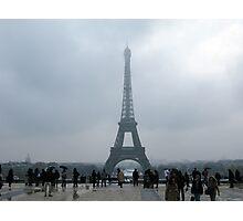 Eiffel Tower. Photographic Print
