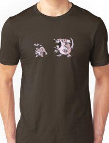 Rattata evolution  Unisex T-Shirt