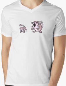 Rattata evolution  Mens V-Neck T-Shirt