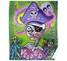 Pirate Voodoo Poster