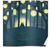 Totoro ' s Dream Poster