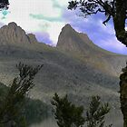 Cradle Mountain (4) by Larry Davis