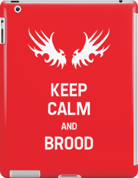 Keep Calm and Brood by SallyDiamonds