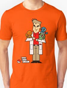 The Professor and His Starters T-Shirt