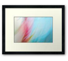 ʻAwapuhi #1 (Ginger Series) Framed Print