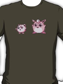 Jigglypuff evolution  T-Shirt